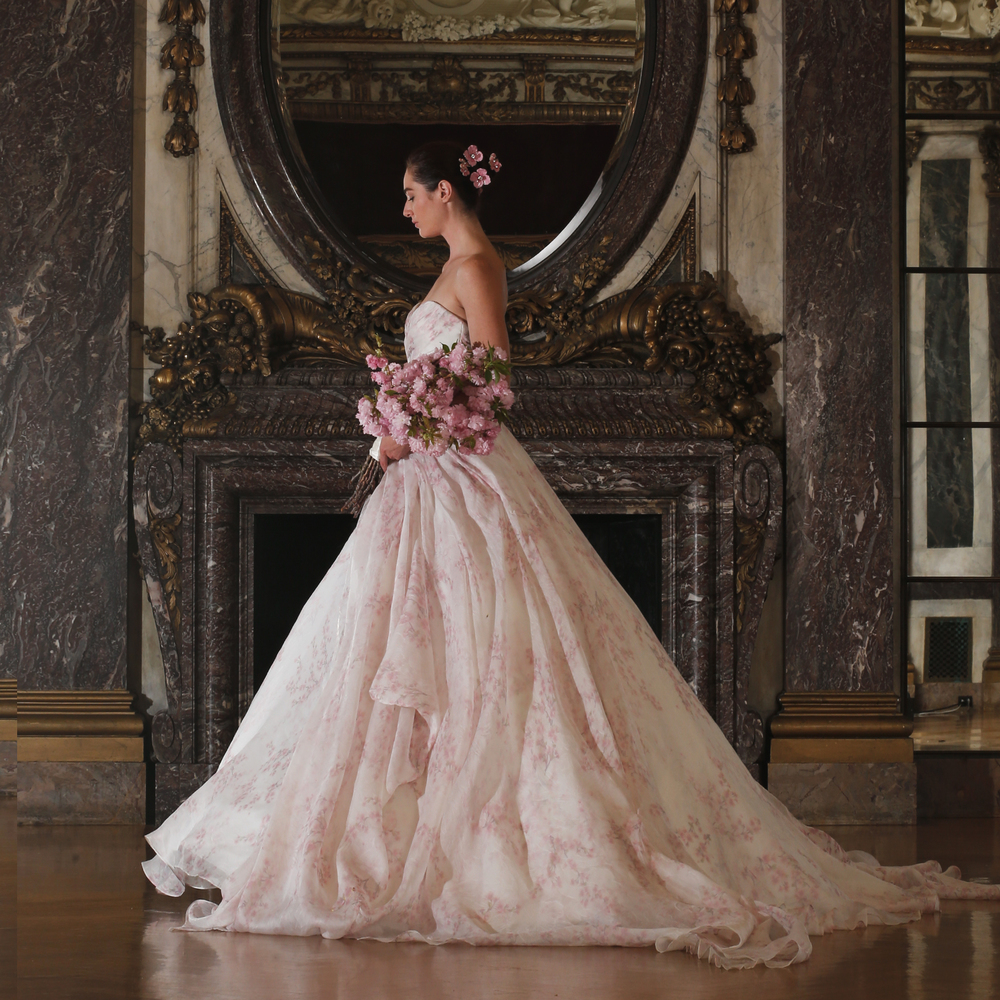 Romona keveza spring 2016 musette for Wedding dress preservation nyc