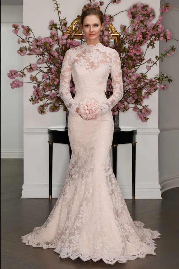 Garden Party: Boston Wedding Magazine   Musette Bridal